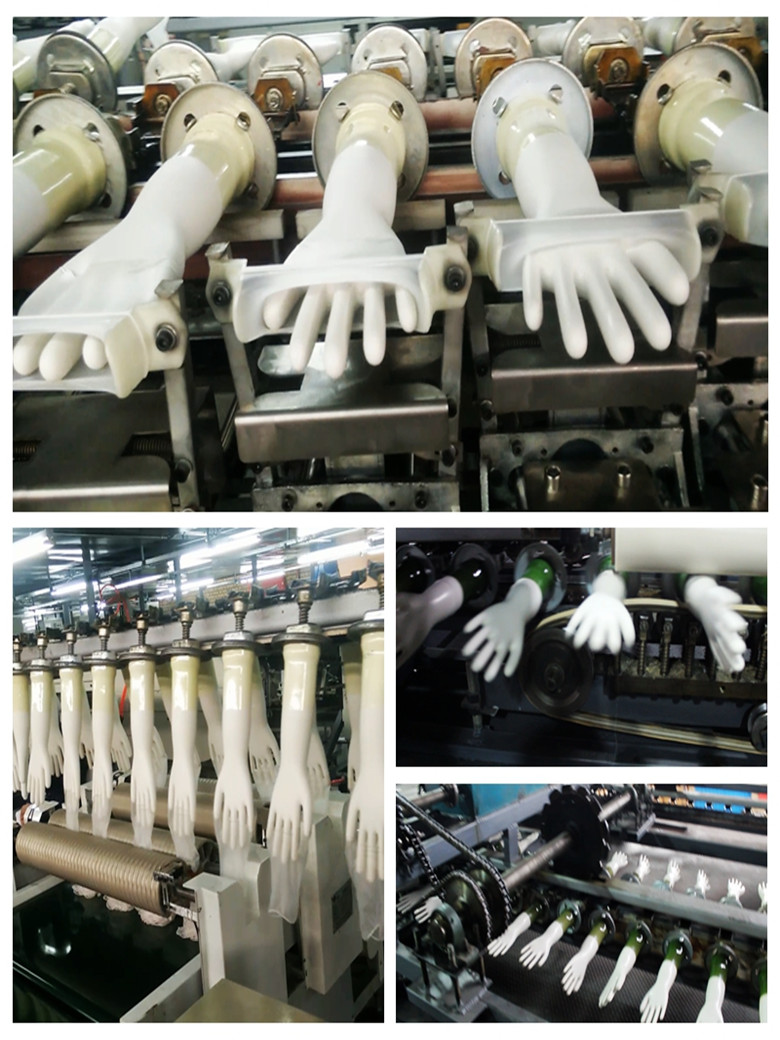 New Designed PVC Glove Dipping Machine